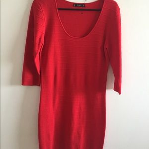 Red Mango bandage look a like short dress